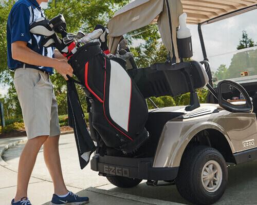 Carro de Golf RXV