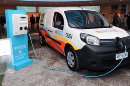 Vehiculos electricos en Uruguay
